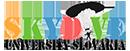 Skydive university Slovakia Logo